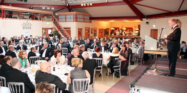 The inaugural Keighley Business Awards